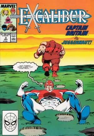 Excalibur (1988-1998)#3B
