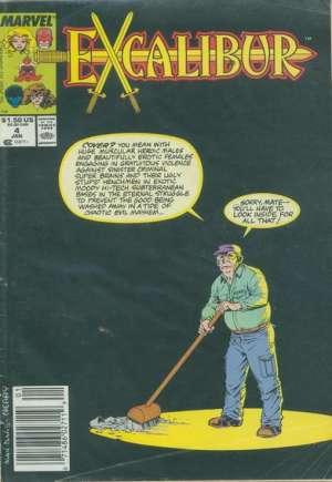 Excalibur (1988-1998)#4A