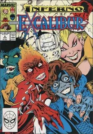 Excalibur (1988-1998)#6B