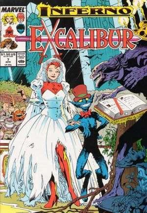 Excalibur (1988-1998)#7B