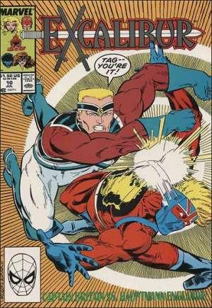 Excalibur (1988-1998)#10B