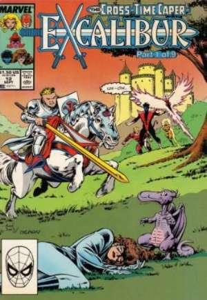 Excalibur (1988-1998)#12B
