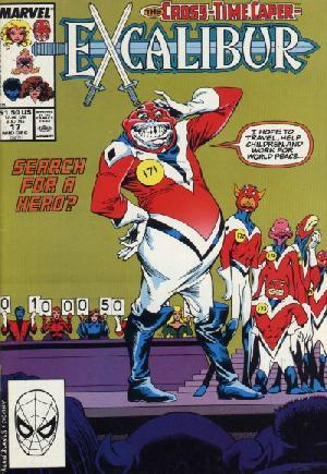 Excalibur (1988-1998)#17B