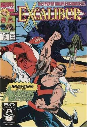 Excalibur (1988-1998)#38B
