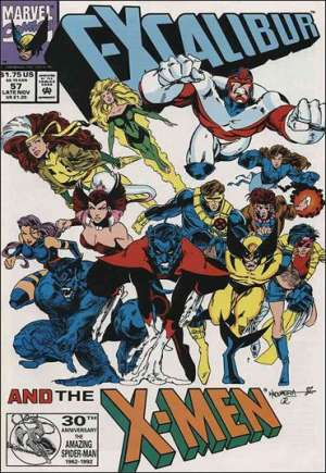 Excalibur (1988-1998)#57