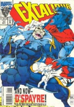 Excalibur (1988-1998)#77