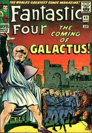 Fantastic Four (1961-1996)#48A