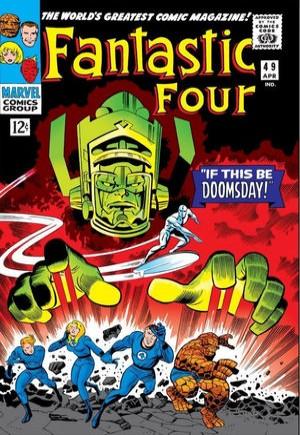 Fantastic Four (1961-1996)#49