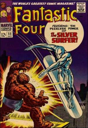Fantastic Four (1961-1996)#55A