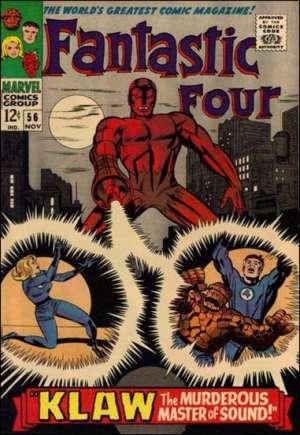 Fantastic Four (1961-1996)#56