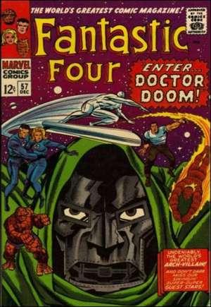 Fantastic Four (1961-1996)#57