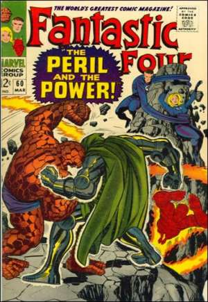 Fantastic Four (1961-1996)#60