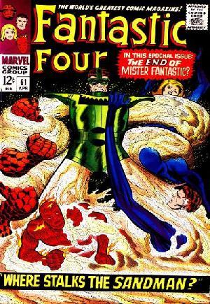 Fantastic Four (1961-1996)#61