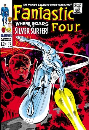 Fantastic Four (1961-1996)#72