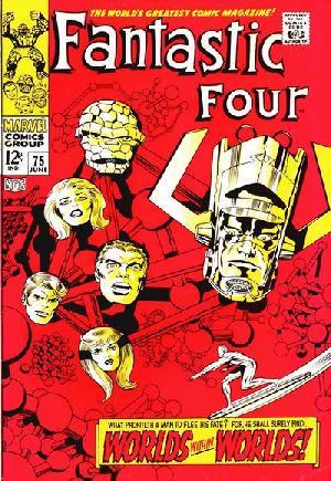 Fantastic Four (1961-1996)#75