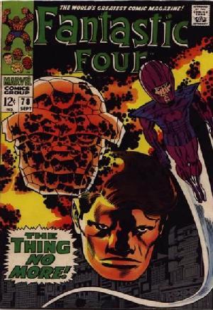 Fantastic Four (1961-1996)#78