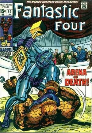 Fantastic Four (1961-1996)#93