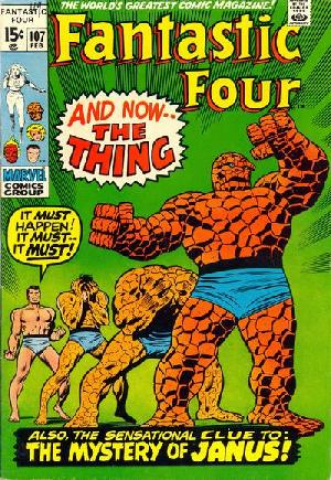Fantastic Four (1961-1996)#107