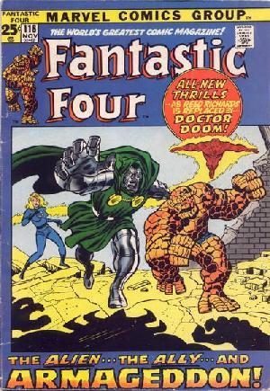 Fantastic Four (1961-1996)#116A