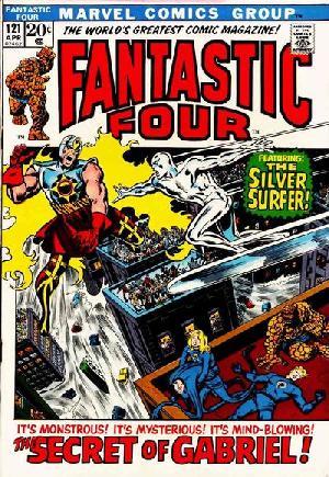 Fantastic Four (1961-1996)#121A