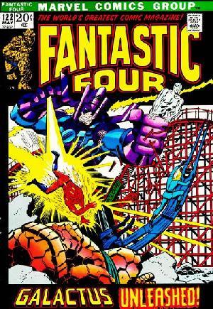 Fantastic Four (1961-1996)#122A