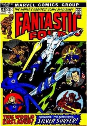 Fantastic Four (1961-1996)#123A
