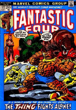 Fantastic Four (1961-1996)#127