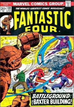 Fantastic Four (1961-1996)#130