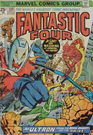 Fantastic Four (1961-1996)#150