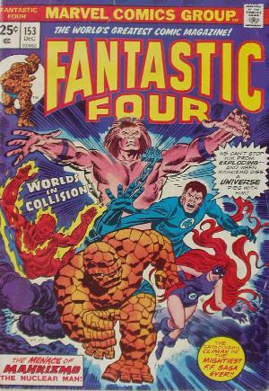 Fantastic Four (1961-1996)#153