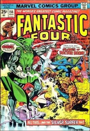 Fantastic Four (1961-1996)#156A