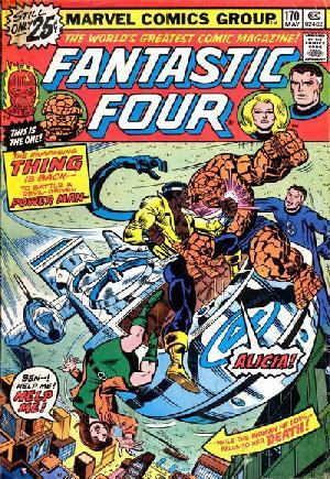 Fantastic Four (1961-1996)#170A