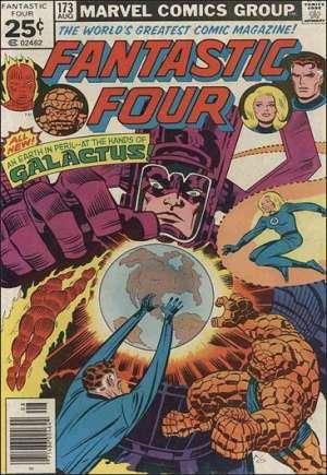 Fantastic Four (1961-1996)#173A