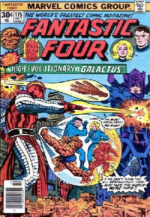 Fantastic Four (1961-1996)#175A