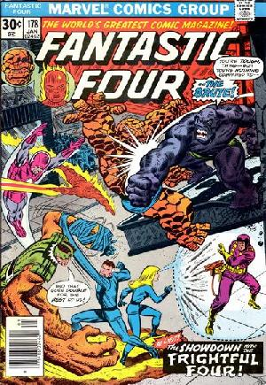 Fantastic Four (1961-1996)#178A