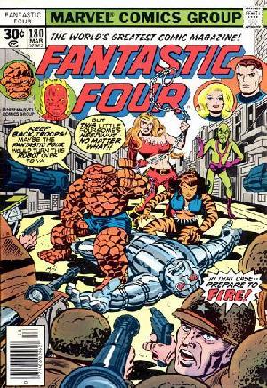 Fantastic Four (1961-1996)#180A
