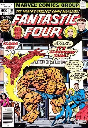 Fantastic Four (1961-1996)#181A