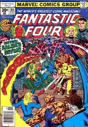Fantastic Four (1961-1996)#186A