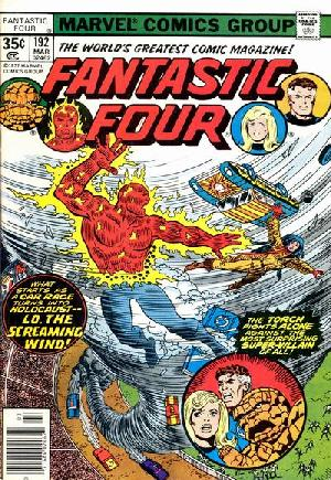 Fantastic Four (1961-1996)#192