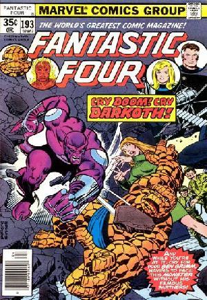 Fantastic Four (1961-1996)#193A