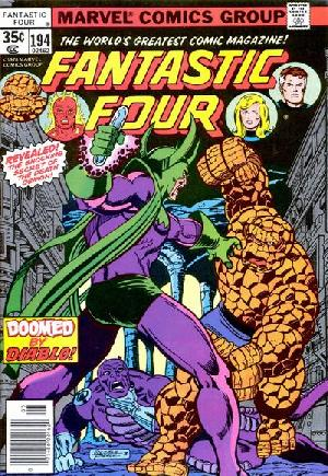 Fantastic Four (1961-1996)#194A