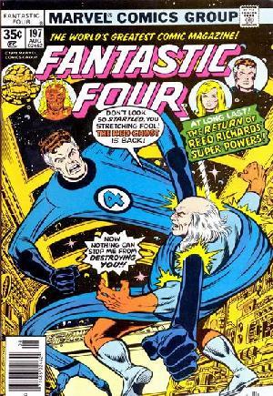 Fantastic Four (1961-1996)#197A