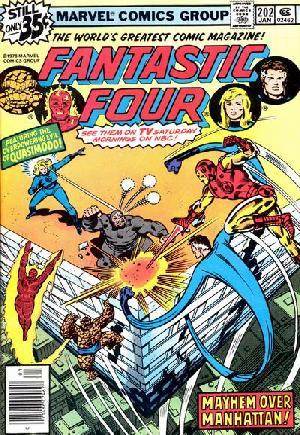 Fantastic Four (1961-1996)#202A