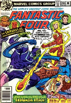 Fantastic Four (1961-1996)#204