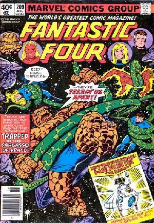 Fantastic Four (1961-1996)#209A