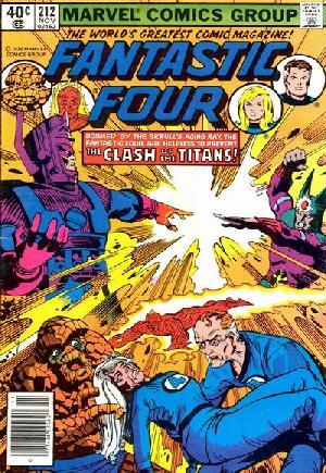Fantastic Four (1961-1996)#212A