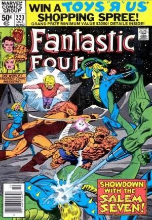 Fantastic Four (1961-1996)#223A