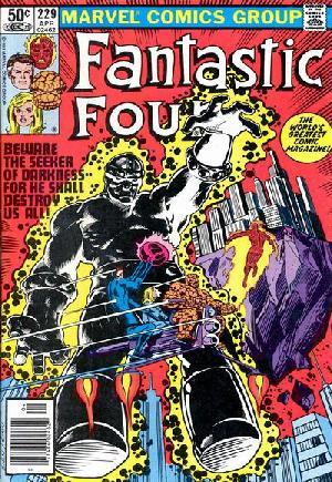 Fantastic Four (1961-1996)#229A