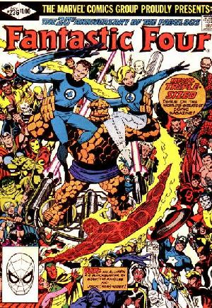 Fantastic Four (1961-1996)#236B