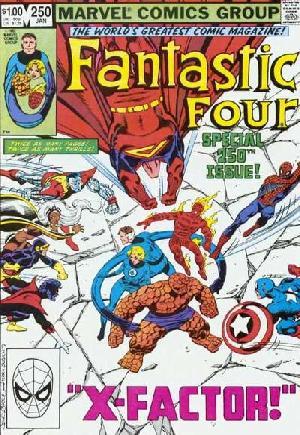 Fantastic Four (1961-1996)#250B